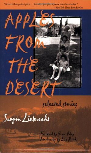 Apples from the Desert Selected Stories  2000 (Unabridged) edition cover