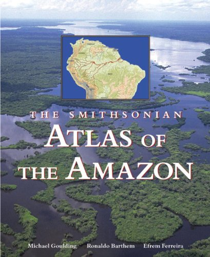 Smithsonian Atlas of the Amazon   2003 edition cover