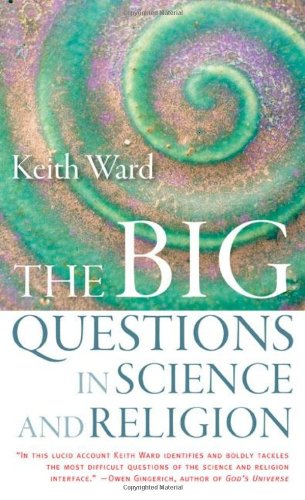 Big Questions in Science and Religion   2008 edition cover