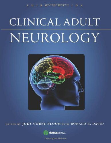 Clinical Adult Neurology  3rd 2009 9781933864358 Front Cover