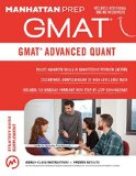 GMAT Advanced Quant 250+ Practice Problems and Bonus Online Resources 6th 2015 (Revised) 9781941234358 Front Cover
