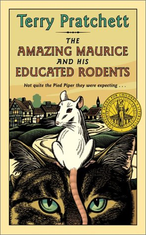 Amazing Maurice and His Educated Rodents   2001 edition cover