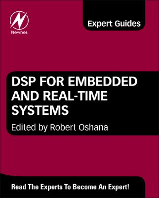 DSP for Embedded and Real-Time Systems   2012 edition cover