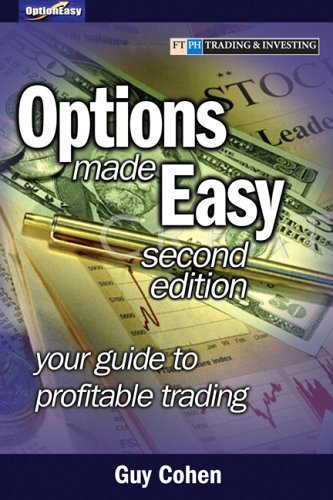 Options Made Easy Your Guide to Profitable Trading 2nd 2006 (Revised) edition cover