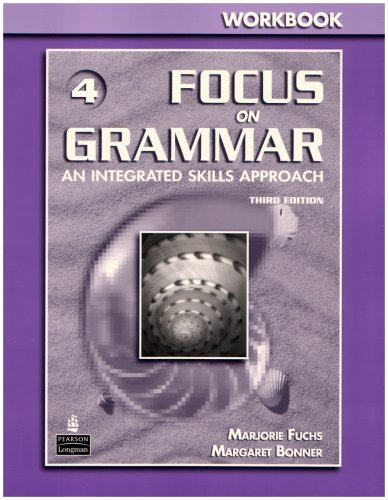 Focus on Grammar - An Integrated Skills Approach  3rd 2006 edition cover