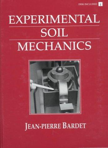 Experimental Soil Mechanics  1st 1997 edition cover