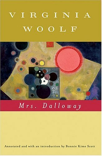 Mrs. Dalloway   2005 (Annotated) edition cover