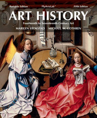 Art History Portable - Fourteenth to Seventeenth Century Art  5th 2014 edition cover