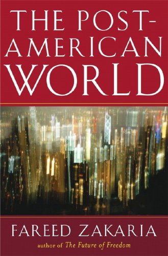 Post American World   2008 9780393062359 Front Cover