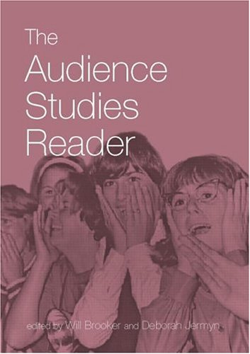 Audience Studies Reader   2002 edition cover