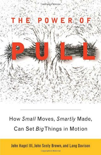 Power of Pull How Small Moves, Smartly Made, Can Set Big Things in Motion  2010 edition cover