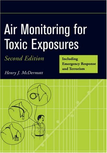 Air Monitoring for Toxic Exposures  2nd 2004 (Revised) edition cover