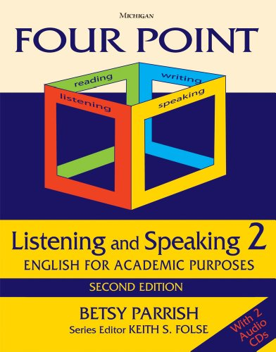 Listening & Speaking 2:   2013 edition cover