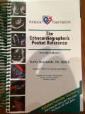 ECHOCARDIOGRAPHER'S POCKET REF N/A edition cover