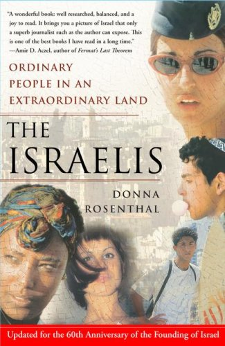 Israelis Ordinary People in an Extraordinary Land  2005 (Revised) edition cover