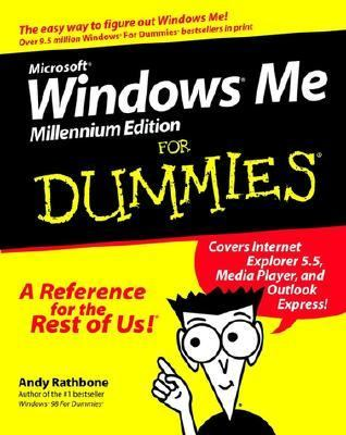 Microsoft� Windows� Me for Dummies   2000 9780764507359 Front Cover