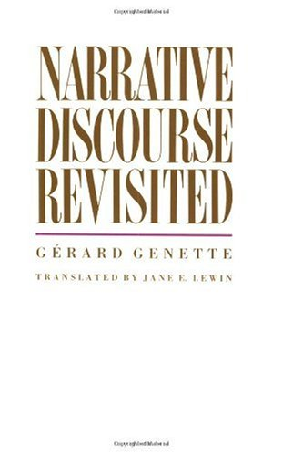 Narrative Discourse Revisited  Reprint  edition cover