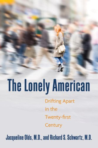 Lonely American Drifting Apart in the Twenty-First Century  2010 edition cover