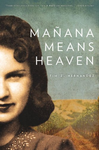 Ma�ana Means Heaven  2nd 2013 edition cover