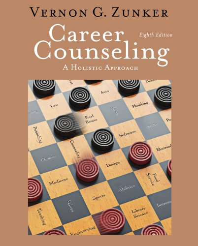 Career Counseling A Holistic Approach 8th 2012 edition cover