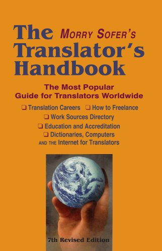 Translator's Handbook  7th 2009 9780884003359 Front Cover