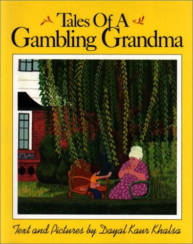Tales of a Gambling Grandma   2002 9780887763359 Front Cover