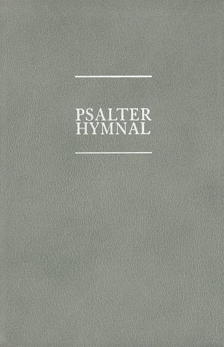 Psalter Hymnal Worship Edition  1988 edition cover