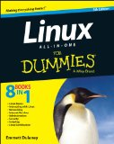 Linux All-in-One for Dummies�  5th 2014 edition cover