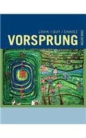 Vorsprung: A Communicative Introduction to German Language and Culture 3rd 2013 9781133607359 Front Cover