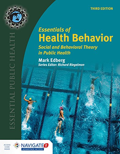 Essentials of Health Behavior  3rd 2019 (Revised) 9781284145359 Front Cover
