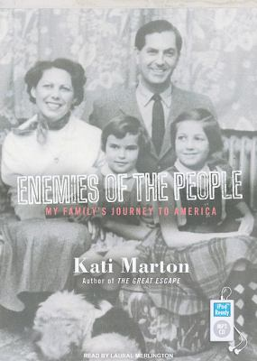 Enemies of the People: A Family Journey to America  2009 9781400163359 Front Cover