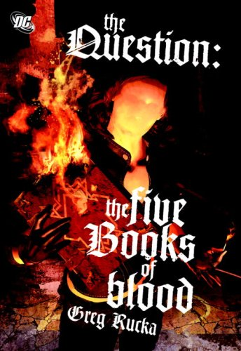 Five Books of Blood  N/A 9781401223359 Front Cover