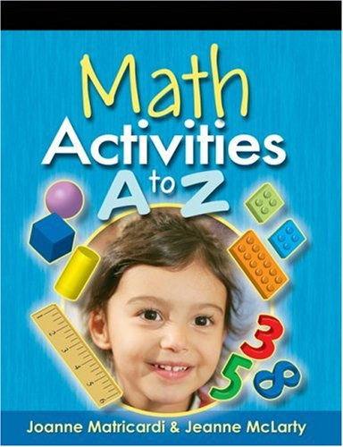 Math Activities A to Z   2005 9781401872359 Front Cover