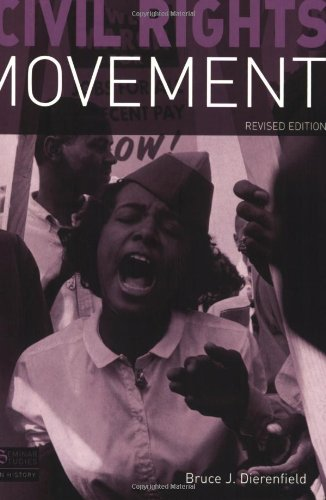 Civil Rights Movement   2007 (Revised) 9781405874359 Front Cover