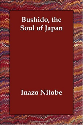 Bushido the Soul of Japan N/A edition cover