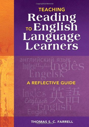 Teaching Reading to English Language Learners A Reflective Guide  2009 edition cover