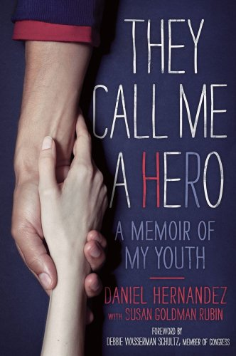 They Call Me a Hero A Memoir of My Youth N/A edition cover