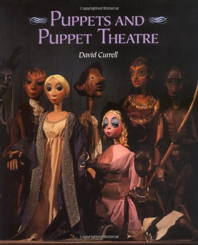 Puppets and Puppet Theatre   1999 edition cover