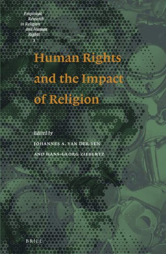 Human Rights and the Impact of Religion:   2013 edition cover