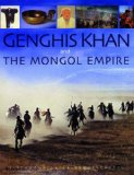 Genghis Khan and the Mongol Empire Mongolia from pre-history to modern times  2013 edition cover