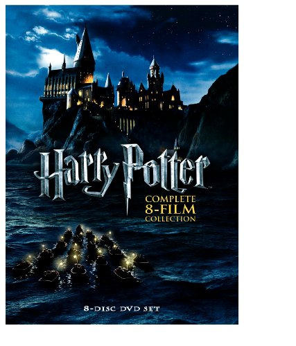 Harry Potter: The Complete 8-Film Collection System.Collections.Generic.List`1[System.String] artwork