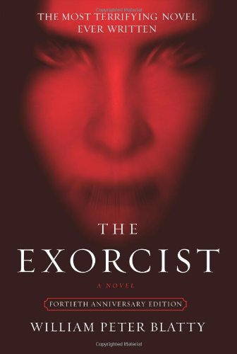 Exorcist  40th 2011 edition cover
