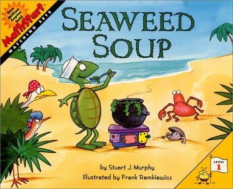 Seaweed Soup   2001 9780064467360 Front Cover