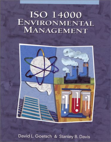 ISO 14000 Environmental Management  2001 edition cover