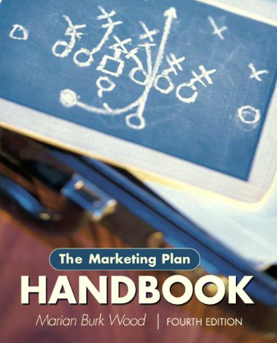 Marketing Plan Handbook  4th 2011 edition cover