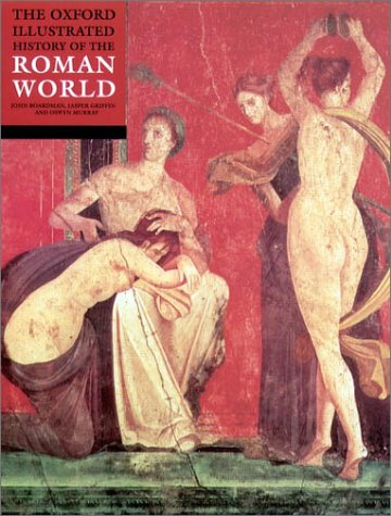 Oxford Illustrated History of the Roman World   2001 edition cover