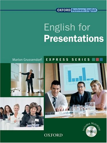 Express: English for Presentations Student's Book and MultiROM (Express) N/A edition cover