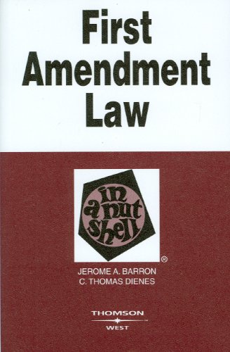 First Amendment  4th 2008 (Revised) edition cover