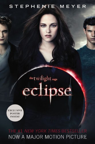 Eclipse  Movie Tie-In 9780316087360 Front Cover