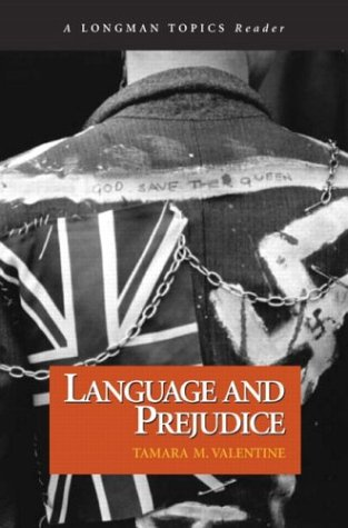 Language and Prejudice   2004 edition cover